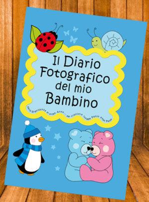 Il Diario Fotografico del mio Bambino