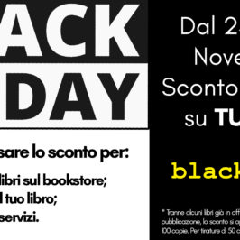 Black Friday: sconto del 20% su TUTTO!